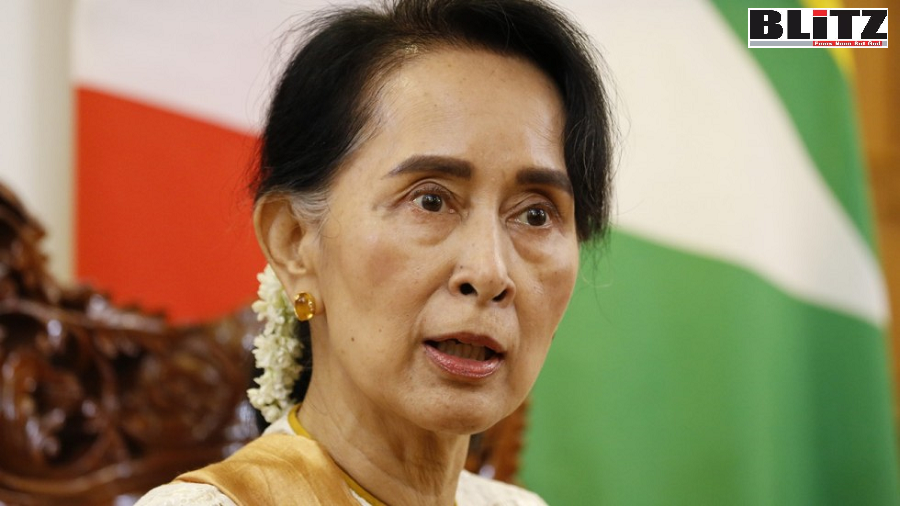 Myanmar leader Aung San Suu Kyi detained in early morning raid as military takes over country
