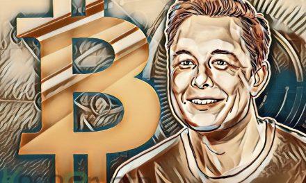 Elon Musk: #Bitcoin está a punto de ser aceptado por las finanzas
