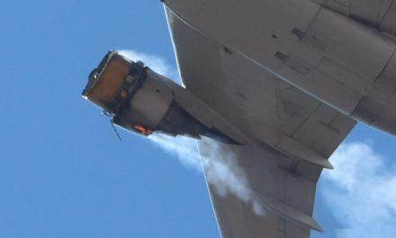 Avión aterriza de emergencia en Denver tras experimentar una explosión en uno de sus motores