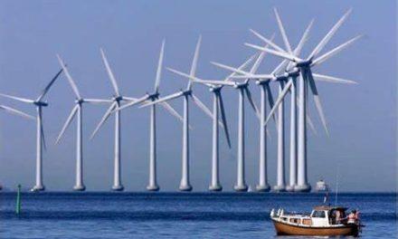Dinamarca construirá la primera isla de energía eólica del mundo en el Mar del Norte