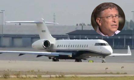 Bill Gates y magnates se benefician del auge de la aviación privada