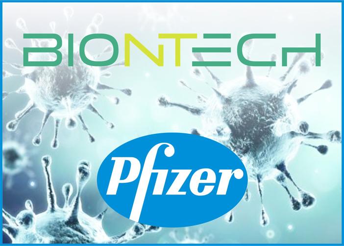 ¿Cuáles son los ingredientes de las vacunas de Pfizer y BioNTech?