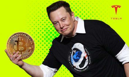 Tuit de Musk sobre #bitcoin afecta apuesta de Tesla en la moneda
