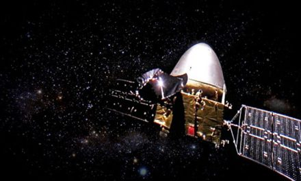 Sonda china entra en órbita de estacionamiento de Marte