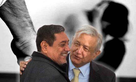 Violador mexicano, avalado por el presidente López Obrador, registra su candidatura para gobernador de Guerrero