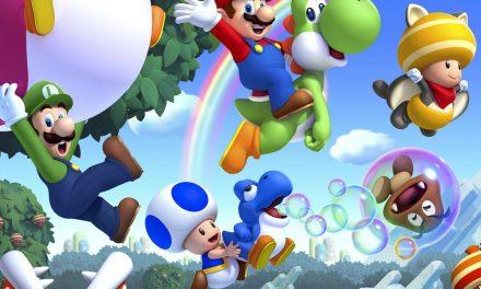 Nintendo profits almost double on pandemic sales