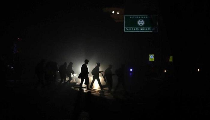 México padece otra ronda de apagones