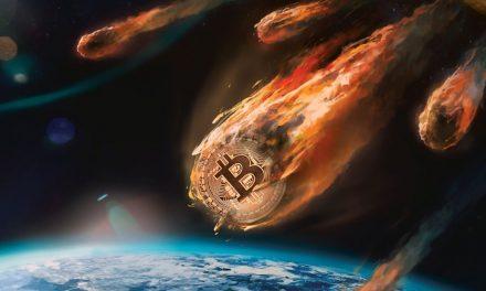 El #bitcoin se hunde un 6% y se encamina a su peor semana desde marzo