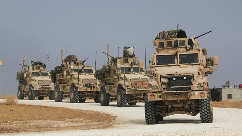 US strikes Iranian-backed militia facilities in Syria