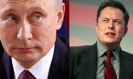 Elon Musk invita a Vladimir Putin a conectarse en la aplicación Clubhouse