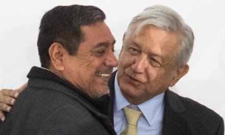 Doblan mujeres al presidente de México. Logran quitar al violador compadre de AMLO como candidato a gobernador por el Estado de Guerrero