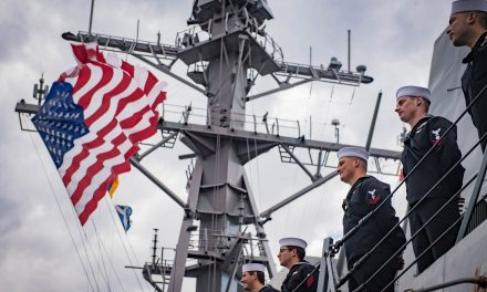 Navy unveils nearly 60 recommendations to counter racism, improve diversity
