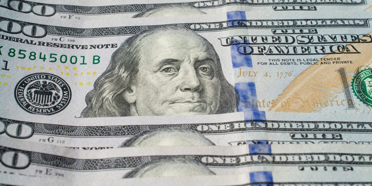 US Deficit hits $736 billion in first third of year