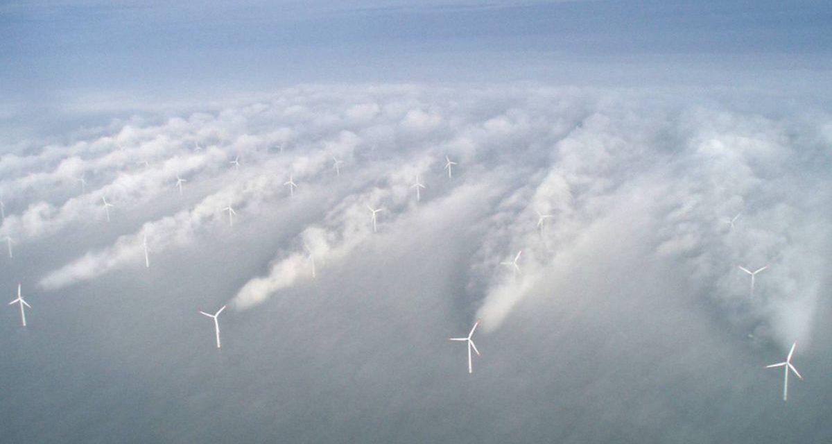 """Turbinas eólicas se congelan en Texas en medio de una tormenta """"sin precedentes"""""""