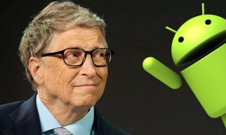 Que Bill Gates usa un Android ¿Y luego?