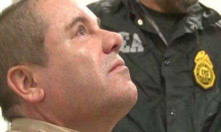 Abogados de El Chapo Guzmán piden sea enviado a México para que le sean tratados…¡Hongos en los pies!