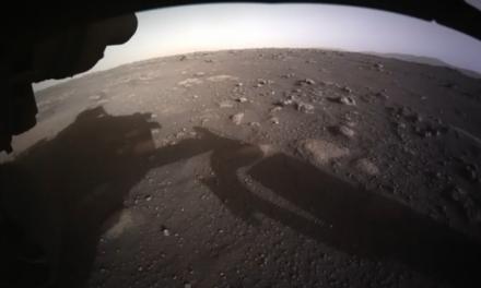 Cómo hace el robot Perseverance para enviar imágenes desde Marte