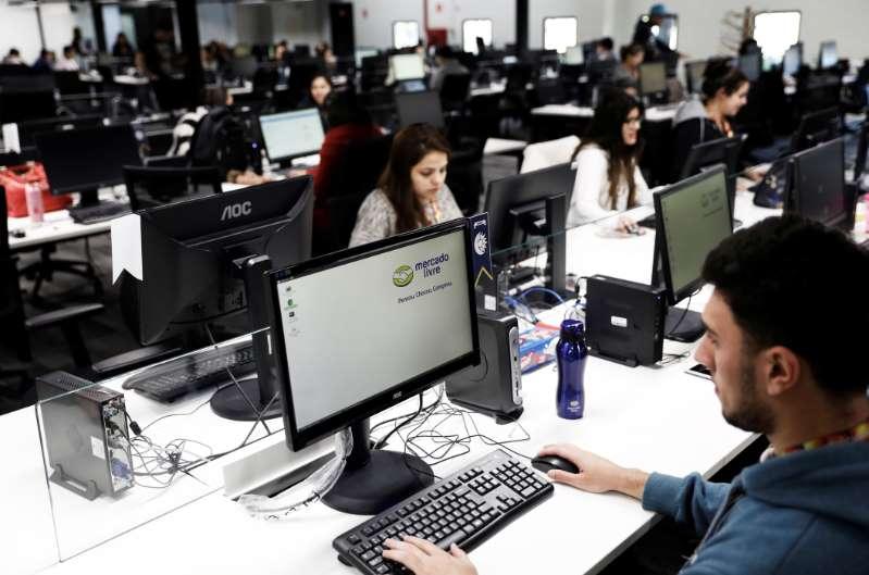 Ventas trimestrales de MercadoLibre superaron previsiones