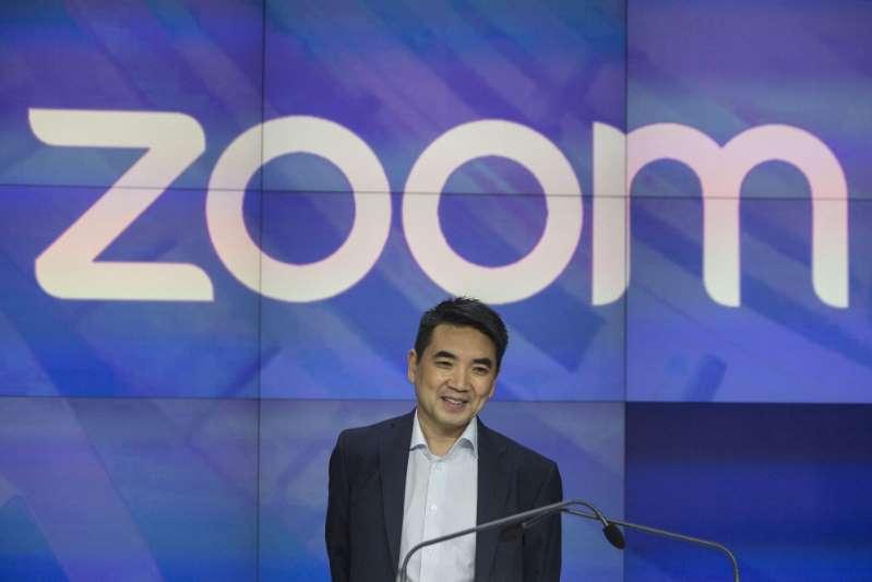 Alentador panorama hace al fundador de Zoom US$2.000m más rico