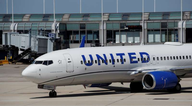 Aerolíneas Estados Unidos ven señales de recuperación, United espera acabar quema de capital en marzo