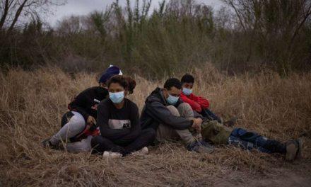 Crece el número de menores bajo custodia de la Patrulla Fronteriza