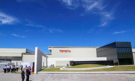 Toyota recortará producción en plantas de México y EEUU por problemas en cadena de suministros