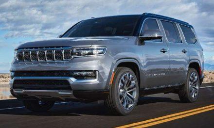 Un Jeep, verde, global, premium e incluso blindado