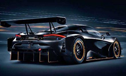 El McLaren 720S GT3X: un majestuoso auto de carreras sin límites