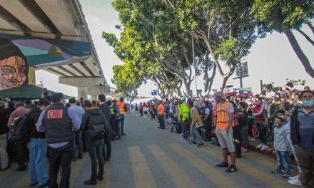 Tensión en la frontera de México por el flujo migratorio y políticas de Estados Unidos