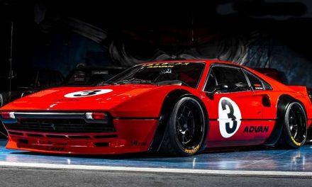 El Ferrari 308 GTB por Liberty Walk: un auto clásico con tuning que es amado u odiado