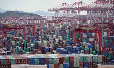 Exportaciones de China denominadas en dólares saltan 24,8% interanual en enero: oficial