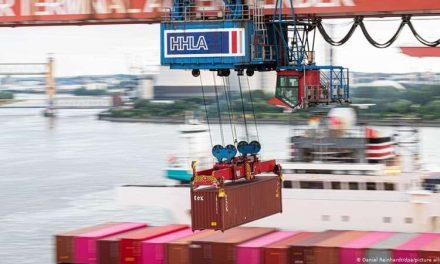 Retroceso récord del comercio entre Gran Bretaña y Europa