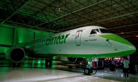 La brasileña Embraer perdió 647 millones de dólares en 2020
