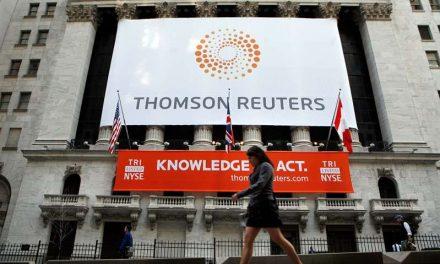 Gerentes de Refinitiv y Thomson Reuters venden 1.000 millones de dólares en acciones