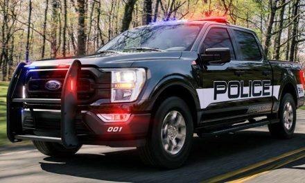Ford F-150 Police Responder 2021: una patrulla pickup de alto desempeño