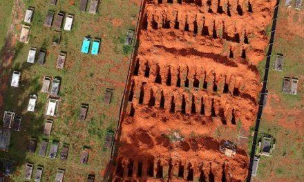 Brasil reporta 3.251 muertes por COVID-19 en un solo día