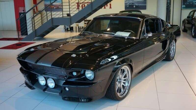 """Un auténtico Mustang """"Eleanor"""" está a la venta por más de un millón de dólares"""