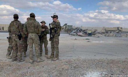 Diez cohetes alcanzan base en Irak que alberga tropas de Estados Unidos