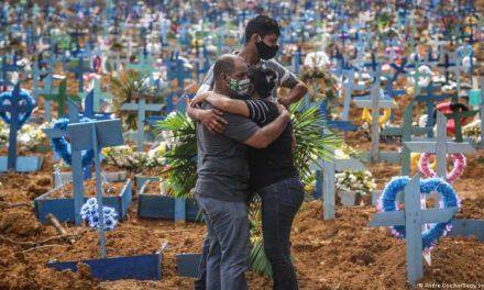 ¿Cómo está aplastando una mutación del covid a Brasil? aquí te lo decimos👇