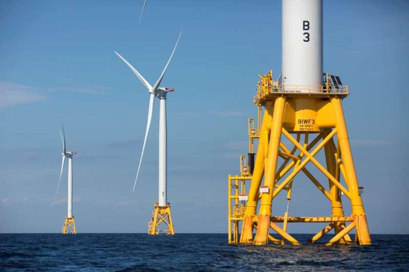 Biden da un gran impulso a un parque eólico marino gigante que dará luz a 400,000 hogares