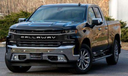 Chevrolet Silverado por Callaway: este pickup acelera como un Camaro