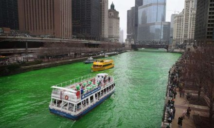Chicago cancela teñido del río en festejo del Día de San Patricio