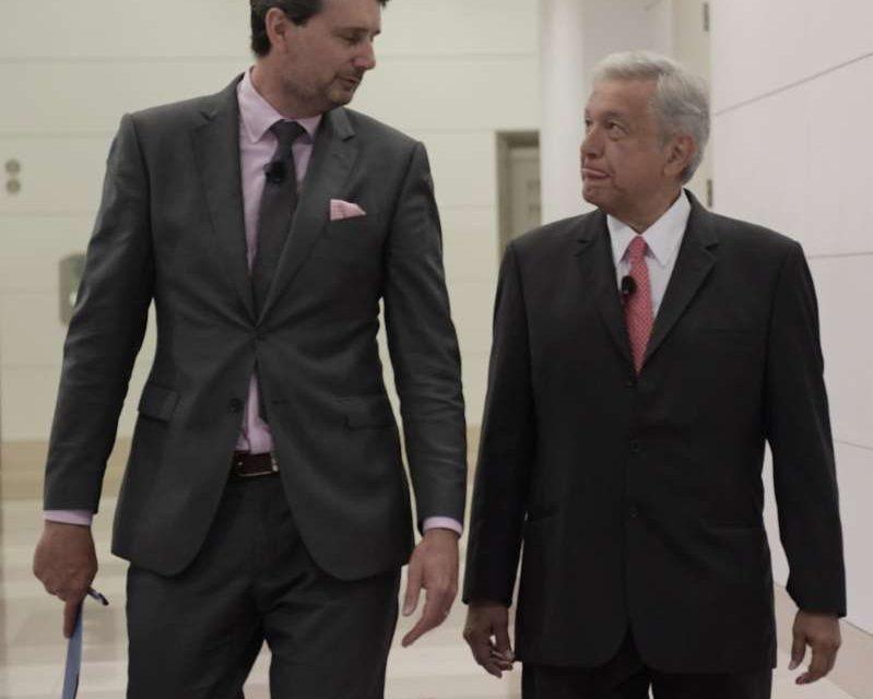 Advierten choque entre México y Estados unidos por política energética de López Obrador