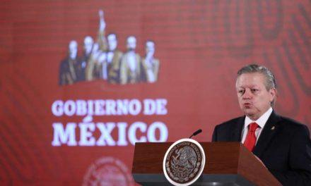 Llora el presidente de México por amparo. Presidente de la Suprema Corte de México le responde