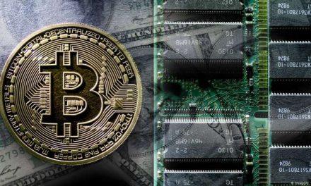 #Bitcoin sigue rompiendo récords: supera los 60.000 dólares por primera vez