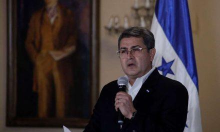 El cerco de Nueva York al presidente de Honduras