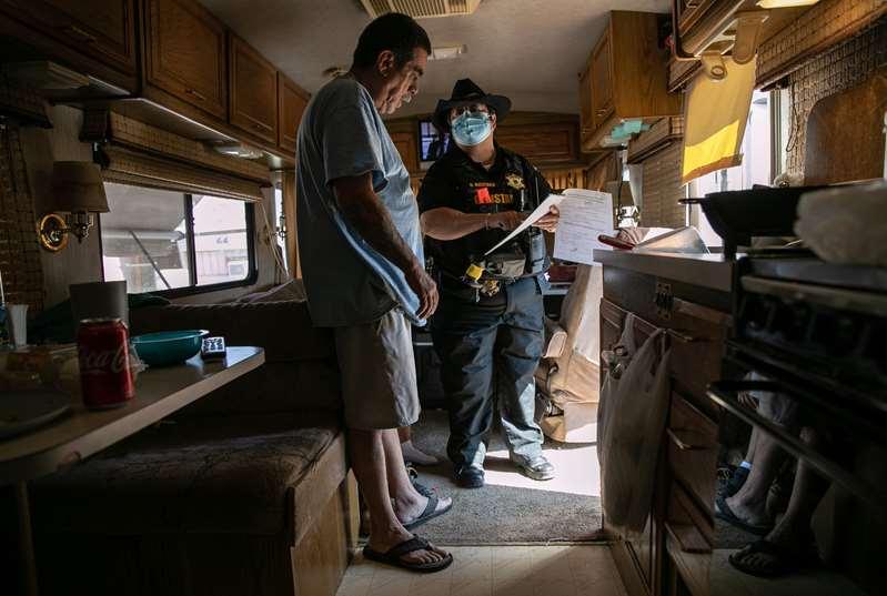 El Gobierno de Biden extiende la prohibición de desalojos por impago de alquiler hasta el 30 de junio