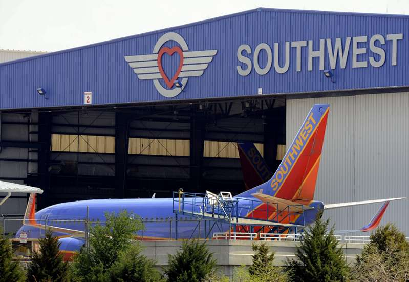 Southwest se compromete a comprar 100 Boeing 737 MAX