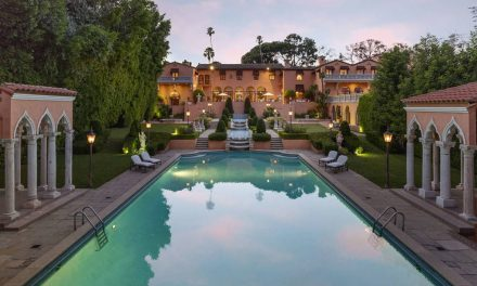 """La """"casa más cara"""" de Estados Unidos está a la venta por $119 millones después del recorte de precios"""