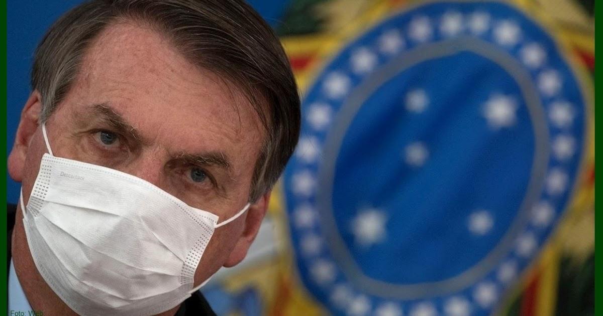 """Bolsonaro les dice a los brasileños que """"dejen de lloriquear"""" después del récord diario de muertes por COVID"""